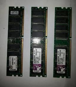 DDR1 RAM Desktop memory 1 GB