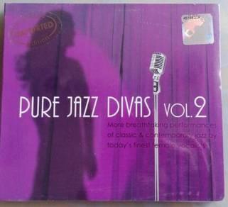 IMPORTED CD Pure Jazz Divas Vol.2