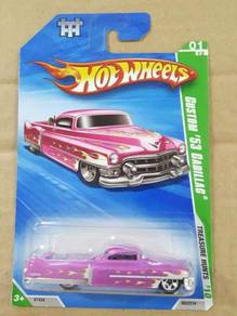 Hotwheels Custom '53 Cadillac Treasure Hunt 2010