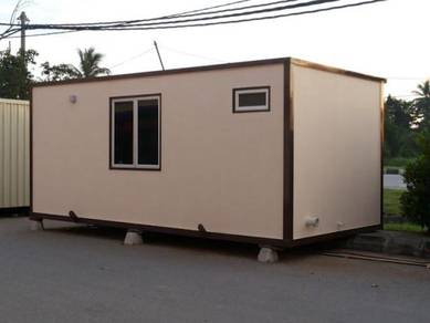 20 x 10 container customized Office Unit