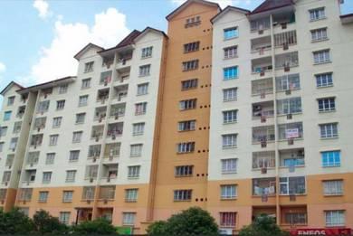 Merdeka villa apartment, bandar baru ampang, below market value