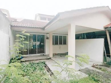 For sale single storey taman meru ria 2