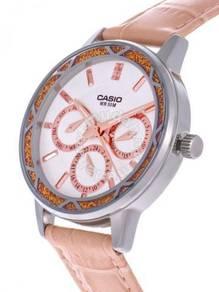 Watch - Casio Leather LTP2087L-4 - ORIGINAL
