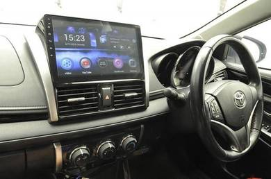 Toyota Vios OEM Android Monitor Player