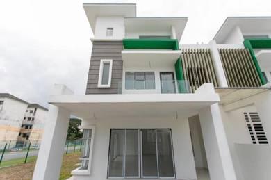 Corner 44x70 Superlink Semi D Terrace House Kajang Cash Back 20,000