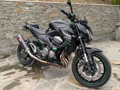 Kawasaki Z800 abs SPORTY