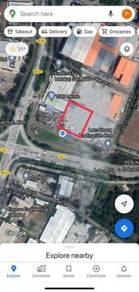 Frontage Lebuh SPA Krubong 1.18 acre Rent 0.15sen psf