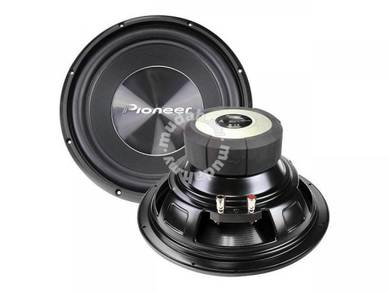 Genuine Pioneer Double Coil Double MagnetSubwoofer