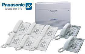 Panasonic 824 PAPX keyphone system main