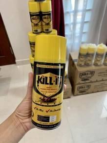 Spray anti lipas