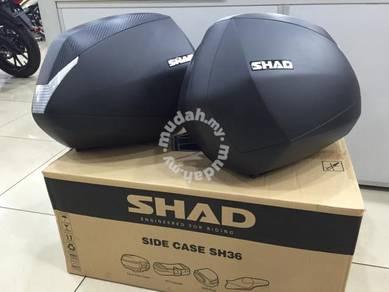 SHAD Side Box Kawasaki Versys 650 ( 2016 Model )