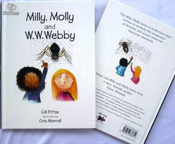 Kid Story Book- Milly Molly