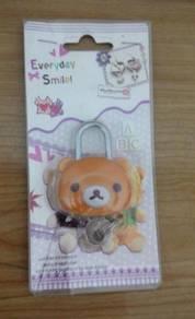 Teddy Bear Key Lock PDTKL001