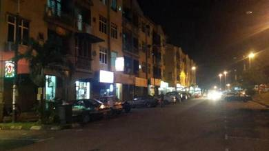 Shop Lot For Rent , Rawang , Taman Industri Integrasi , Ground Floor