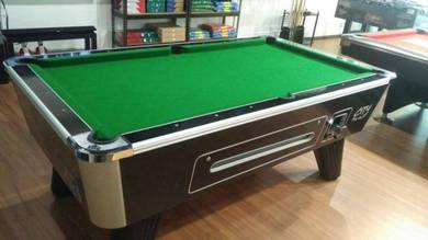 Pool Table & Foosball Table Package