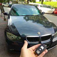 BMW E60 E90 E92 Remote control Key