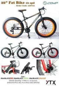 Fatbike COMP 16speed Alloy Fat bike