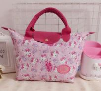 Hello Kitty pink handbag bag HB202