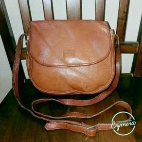 Sling Bag Leather Burberrys