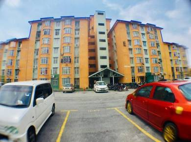 LEVEL 1+LIFT & POOL | Apartment Seroja Tmn Putra Perdana Puchong