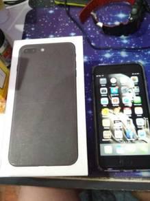 Iphone 7plus Matte black 128GB
