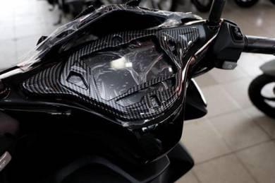 Meter Cover Carbon ~ Yamaha NVX 155