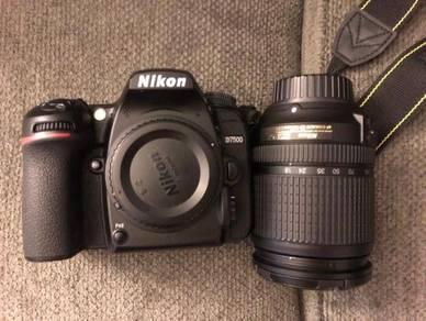 D7500 kamera