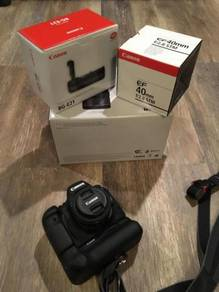 Selling 6d mark ii