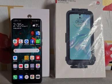 Huawei P30 Pro black 8gb/256gb fullbox