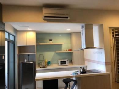 Eve suite Ara Damansara [High floor,Facing Pool,2 Car parks, link LRT]