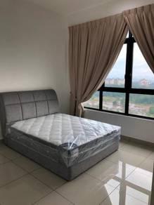 Conezion ioi resort residence putrajaya rent 3r2b corner +++