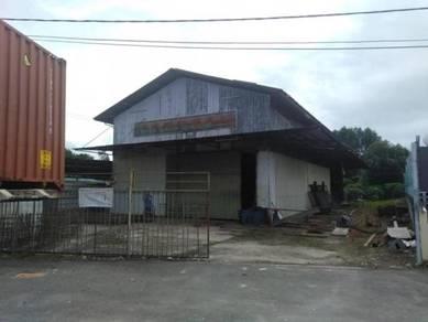Putatan warehouse for SALE