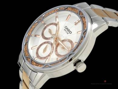Watch - Casio Ladies LTP2087RG - ORIGINAL