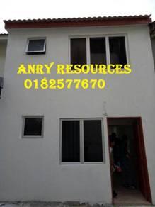 Skim rumah renovatin