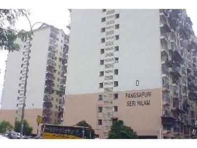 Looking For Seri Nilam Apartment at Ampang