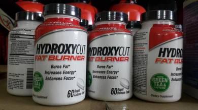 Hydroxycut fat Burner energy green tea