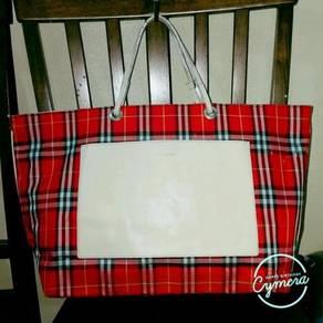 Carry Bag Scottish Design Burberry London