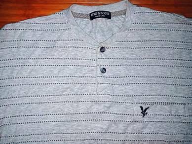 Authentic LYLE & SCOTT BLACK LABEL Stripes Jumper
