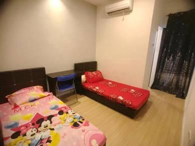 D'Latour Fully Furnished Bandar Sunway Master Room Taylor Lakeside LDP