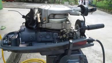 Enjin Sangkut Yamaha 5hp