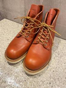 Red wing shoes 8166