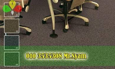 YAn CArpet Roll pejabat / carpet tile pn ada / nb6