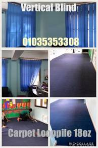Karpet idi floor. carpet pejabat / trm3