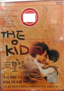 DVD Hong Kong Movie The Kid 流星语