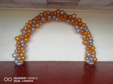 Arch Balloon Entrance 00725