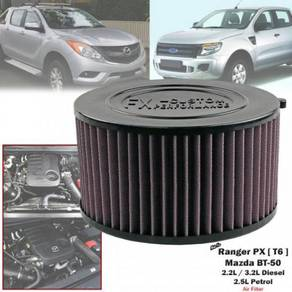 FORD RANGER T6 T7 High Flow Air Filter 4WD 4X4