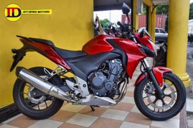 Honda CB500F CB 500F