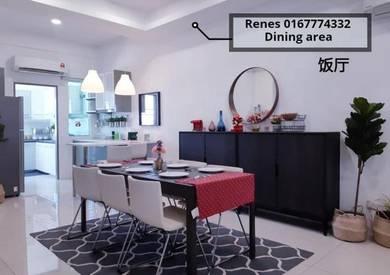 Double Storey Terrace house | Papar | Town Centre | JAYAMAS 118 | KK