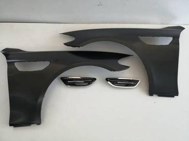 BMW F10 M5 Steel Fender Bodykit