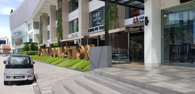 New Mall Commercial Space For Rent at Tanjong Tokong, Penang